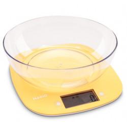 Весы кухонные Magio 290 желтые