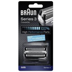 Аксессуар для бритв BRAUN блок+сетка series 3 32S