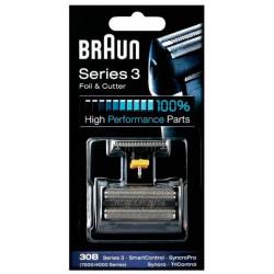 Аксессуар для бритв BRAUN блок+сетка series 3 30B