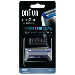Аксессуар для бритв BRAUN блок+сетка Cruzer 20S