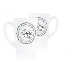 Кружка 320мл Luminarc New Morning Coffee N8729