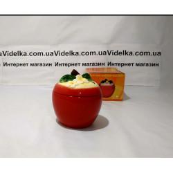 Банка для сыпучих 1л Milika Apple Color M07130-EDB124-B