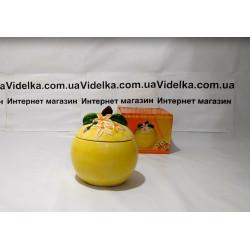 Банка для сыпучих 1л Milika Lemon Color M07130-EDB124-A
