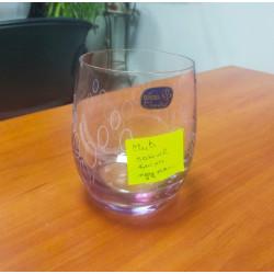 Набор стаканов низких 300мл 6шт Bohemia Club 25180 300S K0586 (кружок)