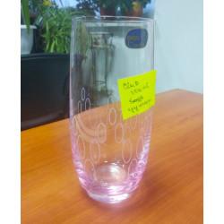 Набор стаканов высоких 350 мл 6шт Bohemia Club 225180 350S K0586 (кружок)