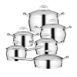 Набор посуды Berghoff Essentials 12пр 1100178