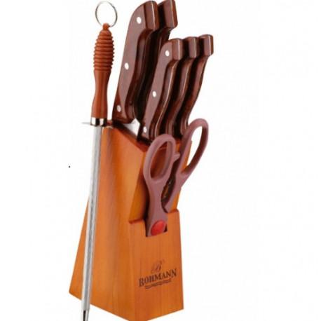 Набор ножей 8 пр Bohmann BH 5103 MAR