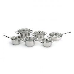 Набор посуды Berghoff Vision Premium 12пр 1112100