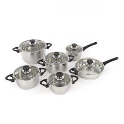 Набор посуды Berghoff Vision Prima 12пр 1112105