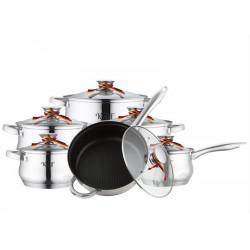 Набор посуды 12пр Krauff Family 26-242-040
