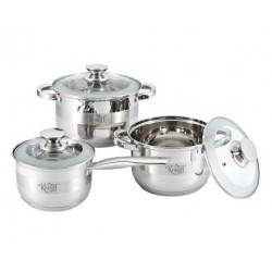 Набор посуды 6пр Krauff Strich 26-238-023