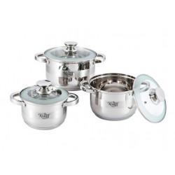 Набор посуды 6пр Krauff 26-242-005