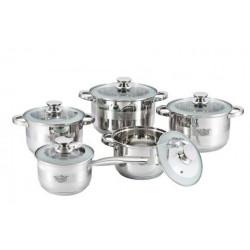 Набор посуды 10пр Krauff Strich 26-242-006