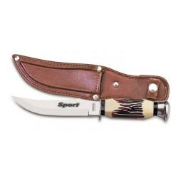 Нож Tramontina SPORT /127 мм д/шкур 26011/105
