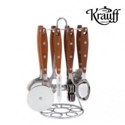 Набор кухонных принадлежностей 8пр Krauff Holzern 29-44-141