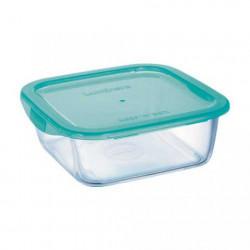 Емкость для еды квадратная 1220мл Luminarс Keep'n'Box P4523