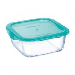 Емкость для еды квадратная 760мл Luminarс Keep'n'Box P4524