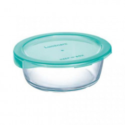 Емкость для еды круглая 670мл Luminarс Keep'n'Box P4527