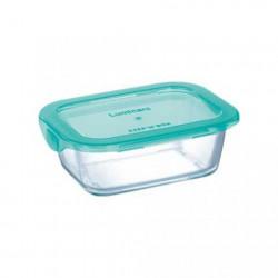 Емкость для еды прямоугольная 380мл Luminarс Keep'n'Box P4522
