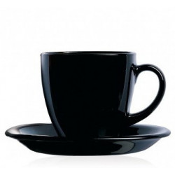 Сервиз чайный 12 пр Luminarc Carina Black P4672
