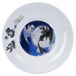 Тарелка десертная ОСЗ Luminarc Disney Как приручить Дракона 3