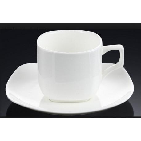 Чашка чайная и блюдце 200мл Wilmax WL-993003
