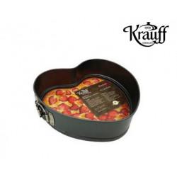 Форма для выпечки разъемная сердце 21x20x6,5 см Krauff 26-203-063
