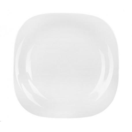 Тарелка обеденная 26см Luminarc Carine White H5604