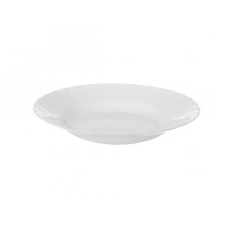 Тарелка глубокая круглая 22,5см Luminarc Trianon 61260