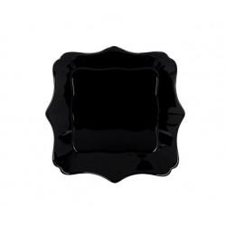 Тарелка обеденная 26см Luminarc Authentic Black J1335