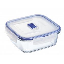 Емкость для еды квадратная 760мл Luminarc Pure Box Active P3551