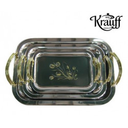 Набор подносов 3пр Krauff Tulpe 29-261-002