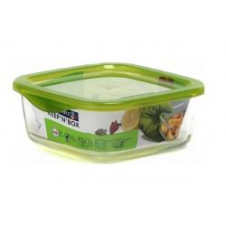 Емкость для пищи квадратная 360мл Luminarc Keep'n'Box G3250