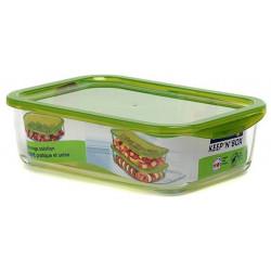 Емкость для еды прямоугольная 1970 мл Luminarc Keep'n'Box G3256