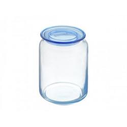 Банка для сыпучих 0,75л Luminarс Rondo Ice Blue J7528