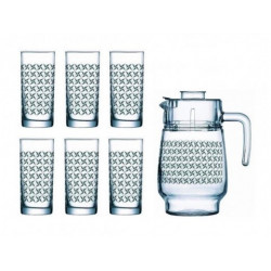 Набор для напитков Luminarc Amsterdam Aldwin 7 пр. N0800