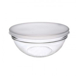Luminarc Empilable Салатник прозрачный c крышкой 17см