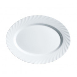 Блюдо овальное 29см Luminarc Trianon 9392