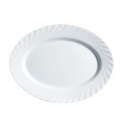Блюдо овальное 35см Trianon Arcoroc E9667