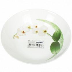 Блюдо овальное 33см Luminarc White Orchid N9708