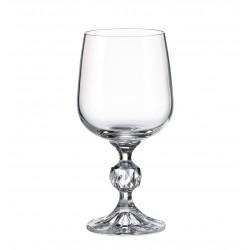 Бокалы для вина Bohemia Claudia 230 мл-6шт