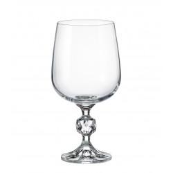Бокалы для вина Bohemia Claudia 340 мл-6шт