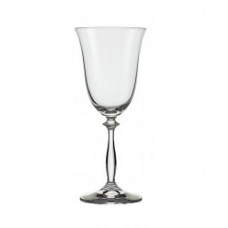 Бокалы для вина Bohemia Angela 250 мл-6шт