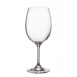 Набор бокалов для вина Bohemia Sylvia (Klara) 580 мл