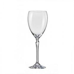 Бокалы для вина Bohemia Lilly 250 мл-6 шт