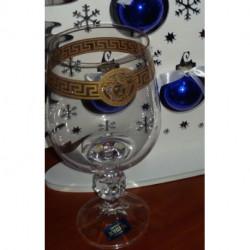 Набор бокалов для вина 6 шт - 190 мл Bohemia Claudia (Sterna) Версаче