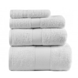 Полотенце махровое 30х50 Arya-Miranda Soft Сухая Белый