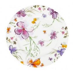 Тарелка десертная 19 см Krauff Aquarelle 21-244-006