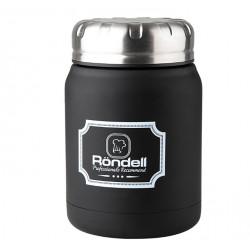 Термос для еды 500 мл Rondell Picnic Black RDS-942