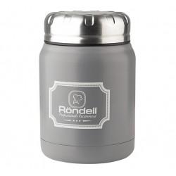 Термос для еды 500 мл Rondell Picnic Grey RDS-943